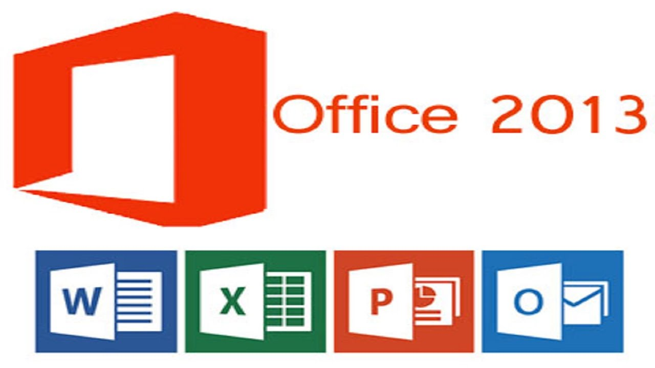 Office 2013 full crack 64bit và 86bit