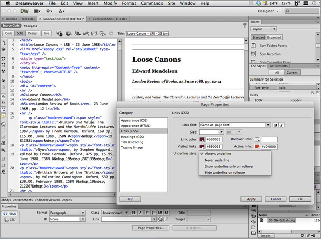 Adobe Dreamweaver Portable  Fu...