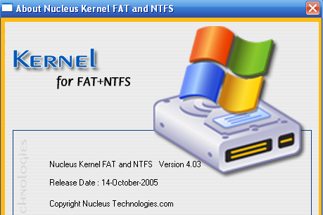 Kernel for FAT Plus NTFS