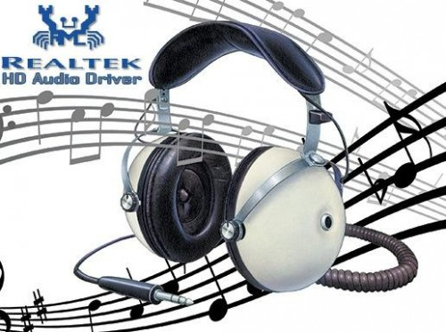 Realtek High Definition Audio ...