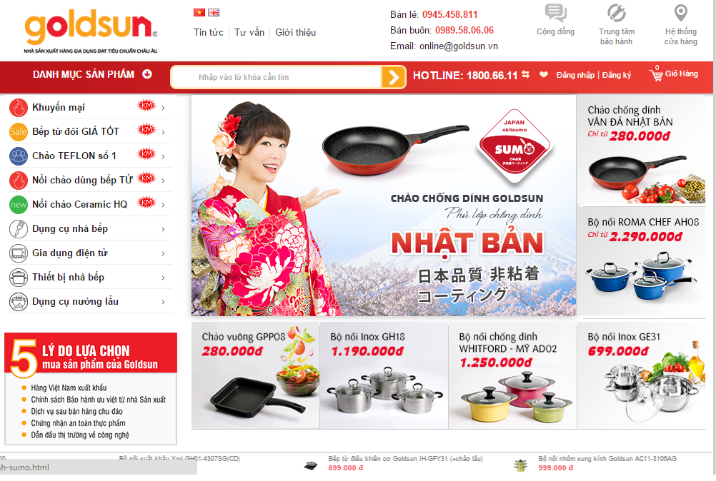 Share full code web shop  goldsun.vn new part